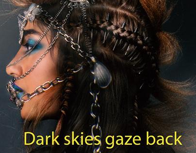 Dark Skies Gaze Back