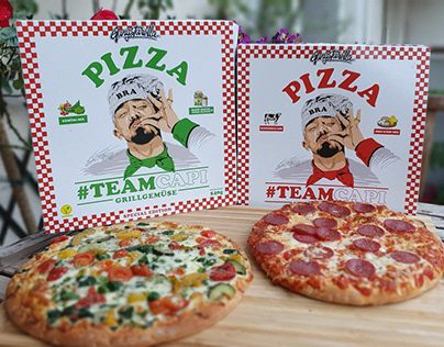 Universal Music | Gangstarella Pizza Package