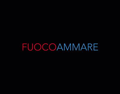 FUOCOAMMARE — Fire at Sea