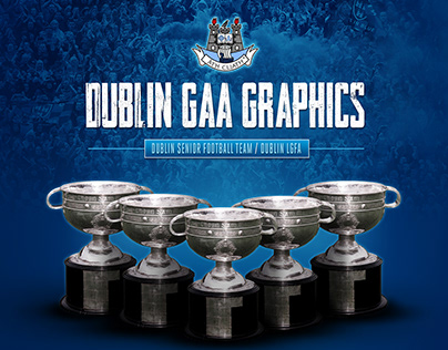 Dublin GAA Graphics