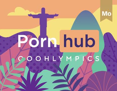 Ooohlympics by Pornhub
