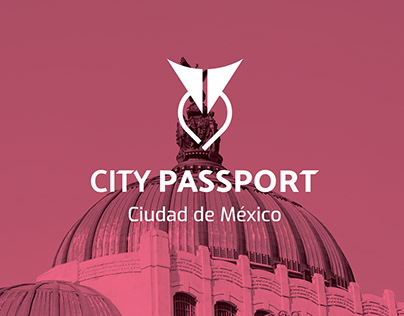 City Passport Brand Identity Design
