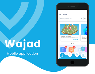 Wajad Application