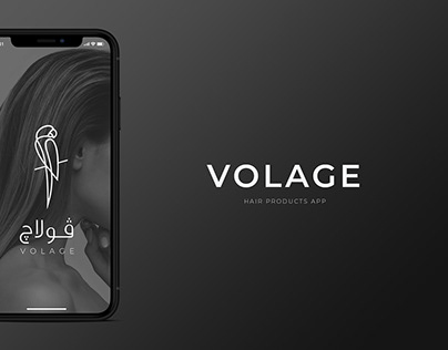 VOLAGE | App Ui/Ux Design