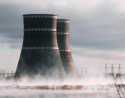 Kalinin NPP plant