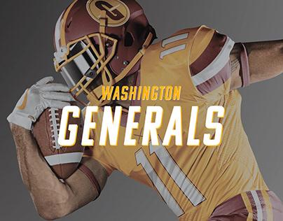 Washington Generals Concept Team