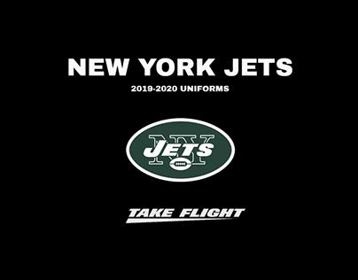 New York Jets 2019-2020 Uniform Graphic (Personal)
