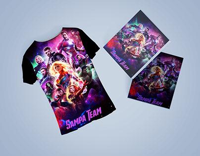 Projeto de camiseta