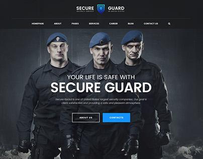 SecureGuard – Security Service