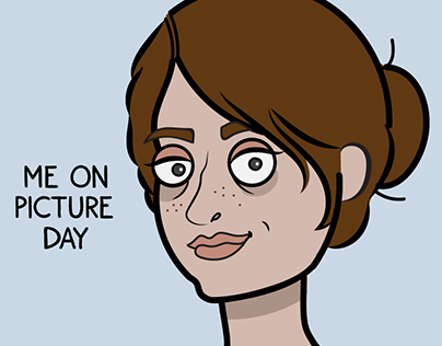 Picture Day - Short Comic
