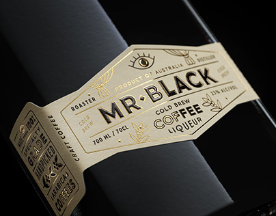 Mr BLACK | FULL CGI