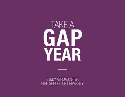 Take a Gap Year