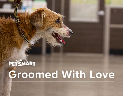 PetSmart | Groomed with Love