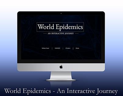 World Epidemics - Interactive VIsualization