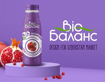 Bio Balance for Uzbekistan market