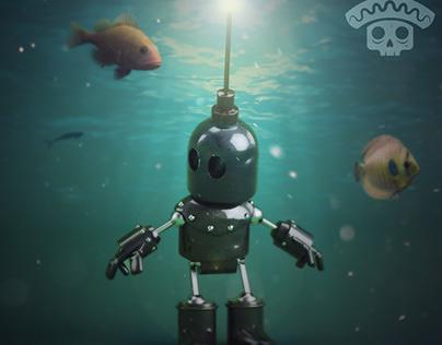 Explorer Robot