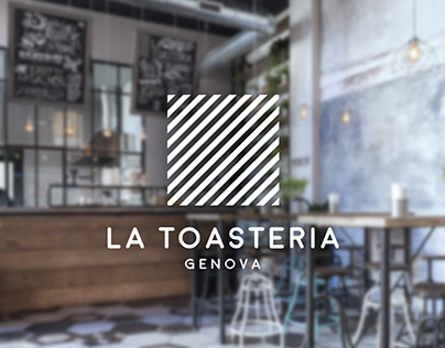 La Toasteria Genova - Brand identity