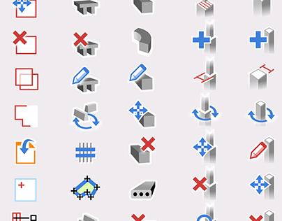 Atir Floor app icons