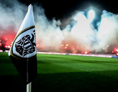PAOK Vs Olympiacos, Superleague Greece