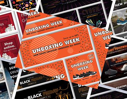 Social Media Campaigns | Kintec:Footwear & Orthotics