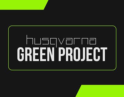 Husqvarna Green Project - Mark II
