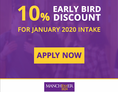 University Of Manchester :: Dubai MBA Program AD