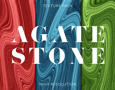 Agate Stone Textures
