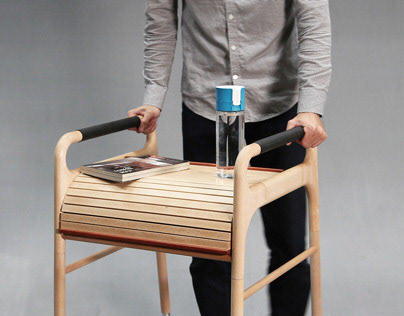 HomeWalker-Furniture Design for Elderlies