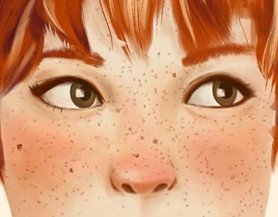 Ginger Lisa