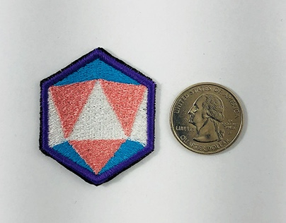 Pride Flag d20 Patches