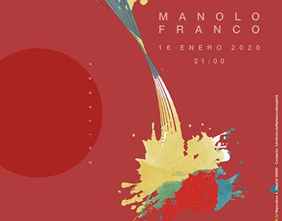Manolo Franco Concert