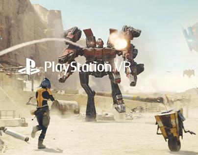 "Playstation ""Shall We Dance"""