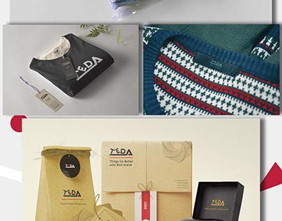 TEDA Branding