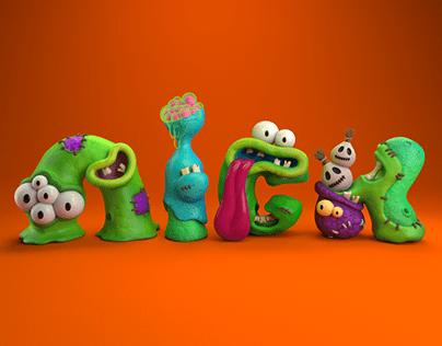 Nickelodeon Halloween