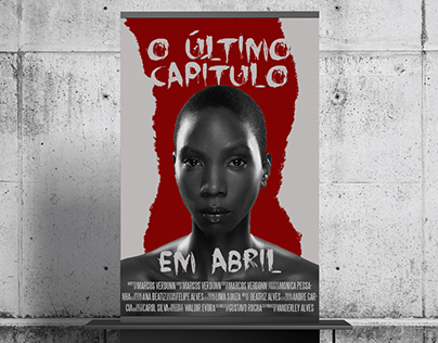 Movie Poster Design - O Último Capítulo