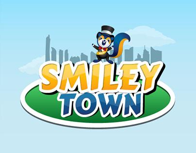 POSB Smiley Town Mobile Game