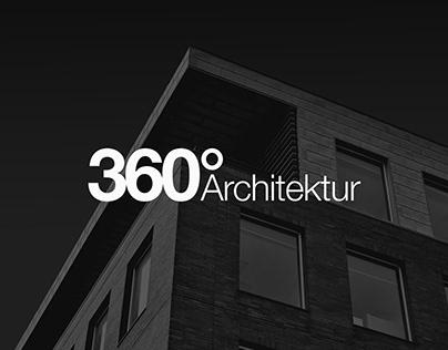 360 Grad Architektur – Corporate Design