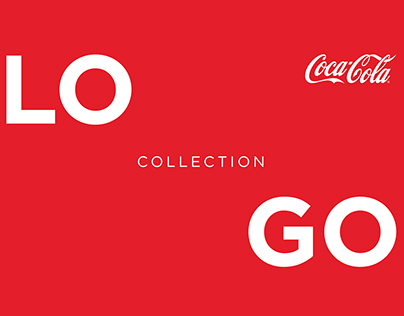COCA-COLA Logo collection