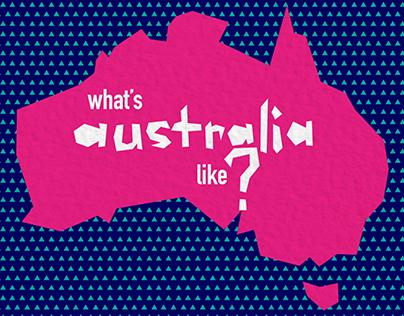 What's Australia Like?