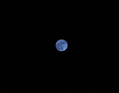 Luz fría de Luna