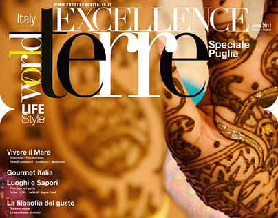 EXCELLENCE TERRE Collection LiFe Style World