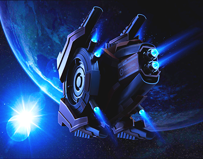 Space Recon Drone