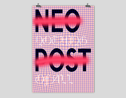NEO NOTHING – POST OF ALL (Falco, 1990)