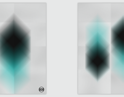 somedoubt // abstract graphic posters