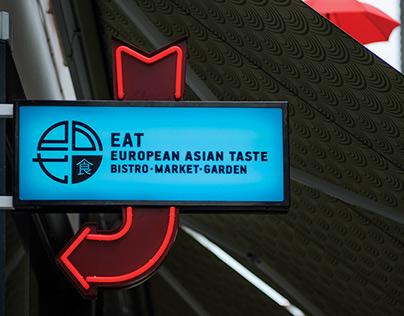 EAT – Brand strategy, visual identity, communication