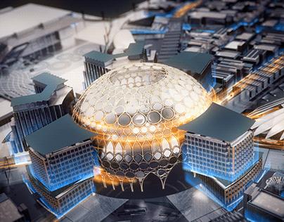 Expo 2020 Dubai Pavilions