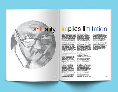 2D 3D Design Magazine - Paul Rand Edition