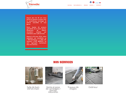 Website Trierweiler Carrelage