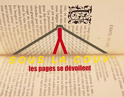 SOUS LA COUV' | les pages se dévoilent