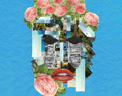 Lana Del Rey - Born to die | Collage for design